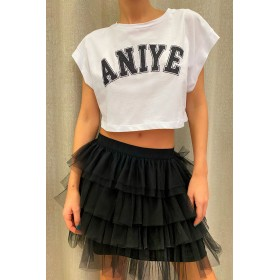 Aniye By Crop Top Ker...