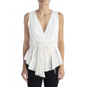 Twinset Top in Crepe...